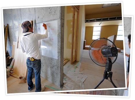 施工・工事現場での利用事例